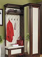 Мебель для коридоров с резными элементами