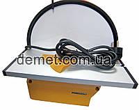 Настольный вертикально-шлифовальный станок Proxxon TG 250/E, артикул 28060 (200 Вт, диск 250 мм)