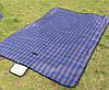 Плед-коврик для пикника Шотландец синий, фото 3