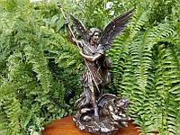 "Подарочная статуэтка Veronese ""Архангел Михаил"" (28 см) 75369 A4"