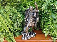 Коллекционная статуэтка Veronese Архангел Михаил с весами, на которых души WU75218A4