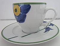 Чашка с блюдцем для чая Italia