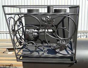 Печь в сауну Buller profi-20 без выноса со стеклом, фото 2