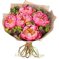 Букет Розовые щечки