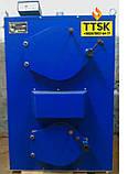 Твердотопливный пиролизный котел Мотор Сич МС-16, фото 2
