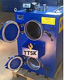 Твердотопливный пиролизный котел Мотор Сич МС-16, фото 4