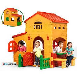 Домики детские игровые