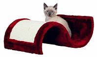 Trixie TX-43265 когтеточка волна для кота (29 × 18 × 50 cm)