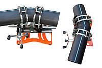 Ritmo Gamma 160 ручная машина для стыковой сварки труб из материала ПЭ и ПП диаметром до Ø 160 мм.