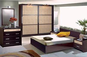 Кровать С-1 160х200 (ТМ Скай), фото 3