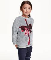 Свитер плюшевый для девочки H&M