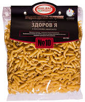 Макароны Здоровье №10 с амарантом 0.4 кг