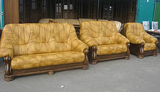 Комплект классической мебели MERCEDES (3+1+1), фото 3