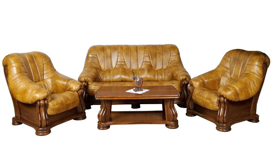 Комплект классической мебели MERCEDES (3+1+1)
