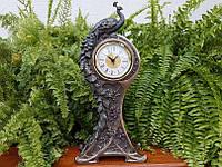 Коллекционные каминные (настольные) часы Veronese Павлин AN10524A4