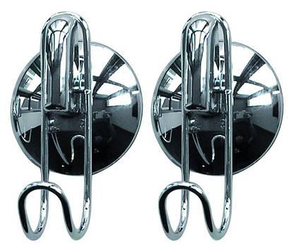 Набір вішалок для рушників на присоску AWD02090341