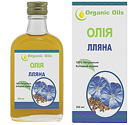 Льняное масло (flaxseed oil)