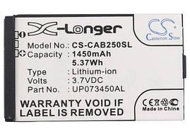 Аккумулятор для CAT B25 1450 mAh