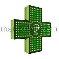 """Аптечный крест 500х500 светодиодный односторонний. Серия """"Bowl of Hygieia"""", фото 1"""
