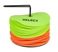 Маркеры тренировочные  Select Floor Marker Set 24 шт