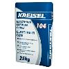 Клеющая эластичная смесь для плитки Kreisel 104 ELASTI MULTI SPECJAL