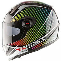 Шлем (интеграл с очками+подкачка) LS2 FF322