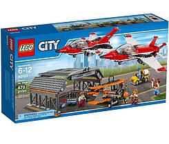 Lego City Авиашоу в аэропорту 60103