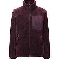 Кофта Uniqlo Men Wind Proof Fleece Jacket Wine