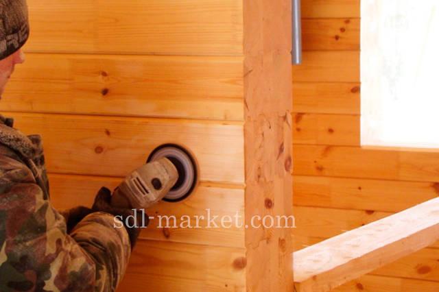 Отделка деревянного дома 1