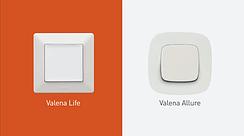 Розетки и выключатели коллекция Valena LIFE / ALLURE
