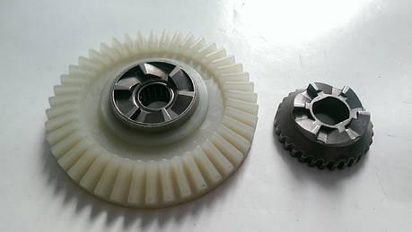Шестерня ведомая привода электропилы Matrix (D-85,1mm 43 шлицов), фото 2