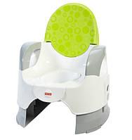 Fisher-Price Детский горшок удобство и комфорт с регулировкой высоты CBV06 Custom Comfort Potty Training Seat