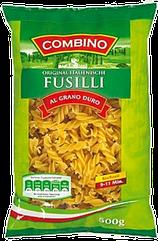 """Макароны из твердых сортов пшеницы Combino """"Спиральки"""" 0,5kg"""