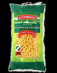 """Макароны из твердых сортов пшеницы Combino """"Рожки"""" 0,5kg"""