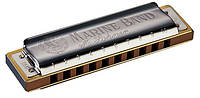 Губная гармоника HOHNER Marine Band A-Major (20960)