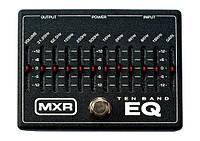 Педаль эффектов DUNLOP M108 MXR 10-BAND GRAPHIC EQ (20343)