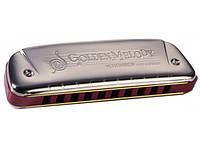 Губная гармоника HOHNER Golden Melody E-Major (29074)