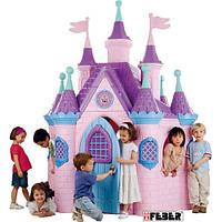 Домик детский игровой Feber SUPER PALACIO игровой центр 4 в 1 - Feber Испания