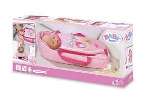 Люлька переноска для куклы Baby Born Zapf Creation 822203, фото 3