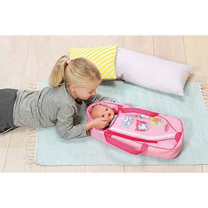 Люлька переноска для куклы Baby Born Zapf Creation 822203, фото 2