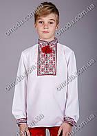 Вышитая сорочка для мальчика Руслан