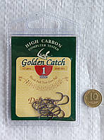 Крючек Golden Catch Deft Trap №1