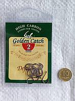 Крючек Golden Catch Deft Trap №2