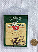 Крючек Golden Catch Deft Trap №3