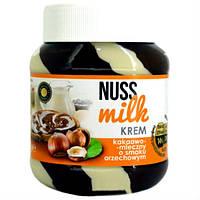 Шоколадно-молочная ореховая паста Nuss Milk Krem 400gr