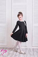 Детское модное платье УУ211