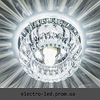 Встраиваемый декоративный светодиодный светильник Feron C1010 G9 LED подсветка