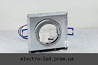 Встраиваемый декоративный светодиодный светильник Feron 8170-2 Mr16 LED подсветкой