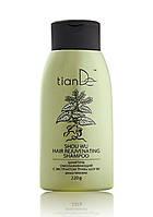 Шампунь для волос омолаживающий с экстрактом травы шоу ву TianDe
