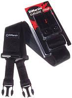 Ремень DIMARZIO DD2200 CLIPLOCK BLACK (19892)